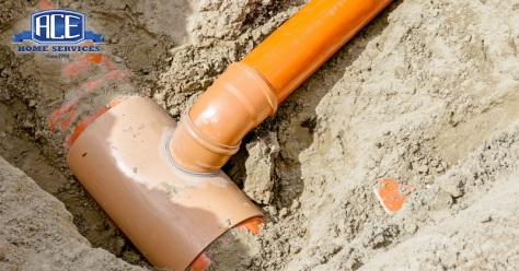 How Long Do Clay Sewer Pipes Last? | ACE Home Services